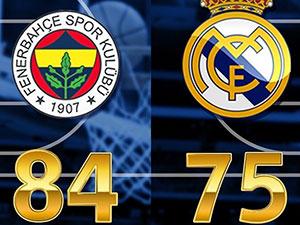 Euroleague Final Four'da Fenerbahçe finale yükseldi