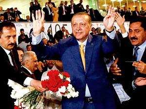 Erdoğan AK Parti Genel Başkanlığına geri dönüyor