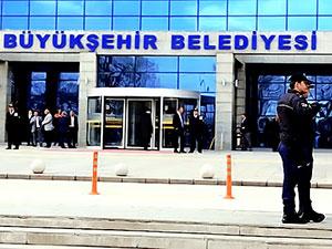 Ankara'da 79 belediye çalışanına 'FETÖ'den gözaltı kararı