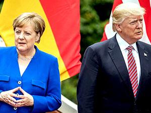 Merkel: Başkalarına güvenmenin zamanı geçti