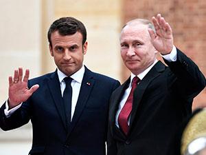 Fransa: Suriye'de Rusya'yla işbirliği yapacağız