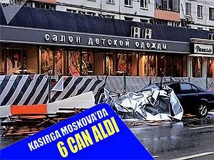 Rusya'da kasırga; 16 kişi hayatını kaybetti