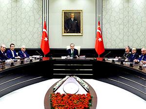MGK: YPG'ye verilen destek müttefiklikle bağdaşmıyor