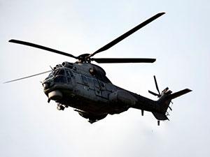 Şırnak'ta askeri helikopter düştü: 13 asker hayatını kaybetti