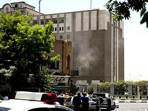 İran'daki saldırıları IŞİD üstlendi