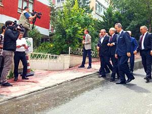 Kılıçdaroğlu ilk kez HDP Genel Merkezi'ni ziyaret etti