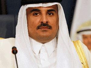 Katar Emiri'nden Erdoğan'a kalpli teşekkür