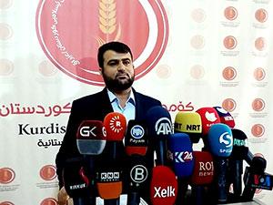 Komel, KDP ile KYB'nin önerisini reddetti