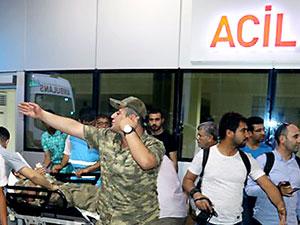 Manisa'da 500 asker hastaneye kaldırıldı