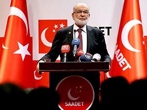 Karamollaoğlu: 'Tayyip Bey'in etrafında kimse kalmadı'