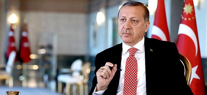 Erdoğan: O topraklar sadece Kürtlere ait değil