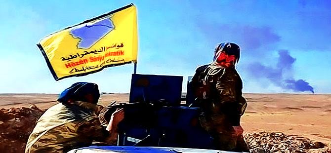 HSD'den IŞİD'e karşı yeniden savaş kararı