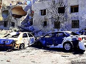 Şam'da intihar saldırısı: En az 8 kişi öldü