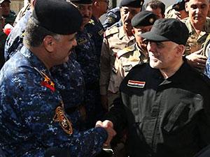 İbadi Musul'da zafer ilan etti