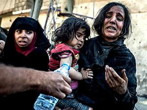 Af Örgütü: Musul'da savaş suçu işlenmiş olabilir