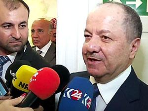 Barzani: Belçika'nın referandum tavrı olumlu