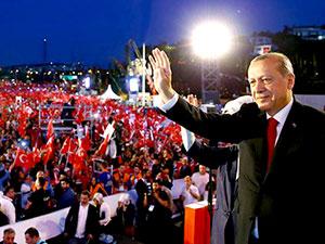 Erdoğan'dan Guantanamo çıkışı