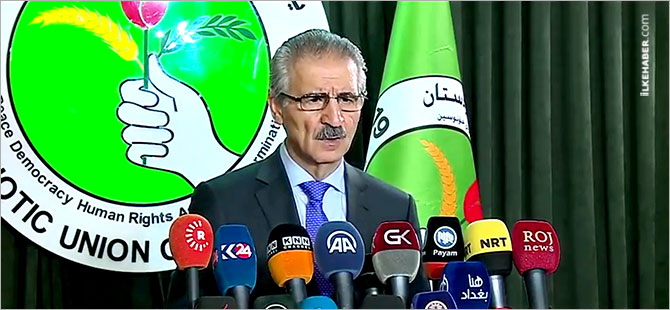 Mela Bextiyar: Bağdat'la anlaşanlar yargılanmalı