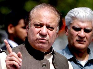 Pakistan Başbakanı Nevaz Şerif görevden alındı