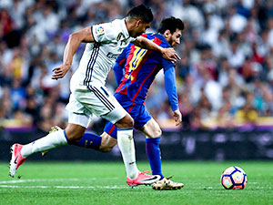 Barcelona ezeli rakibi Real Madrid'i yendi