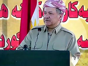 Barzani: Bütün acılarımızın dermanı bağımsızlıktır