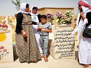 BM'den Kürtçe soykırım mesajı