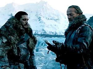 Game of Thrones'un yeni bölümü sızdırıldı