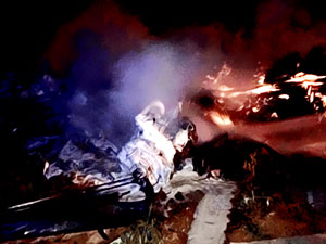 ABD'nin insansız hava aracı Adana'ya düştü