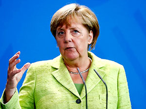 Merkel'den Türkiye'ye 'suistimal' eleştirisi