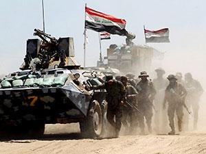 Irak Ordusu: Telafer kent merkezi IŞİD'den alındı
