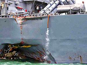 Kaybolan 10 ABD'li denizcinin cesedi bulundu