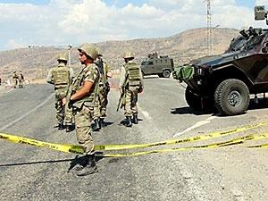 Şırnak'ta 17 yer için 'özel güvenlik bölgesi' kararı