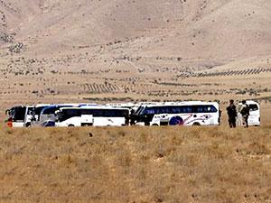 ABD koalisyonu: IŞİD konvoyu hala Suriye'de