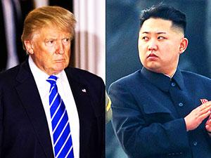 Trump: Kuzey Kore tek bir şeyden anlar
