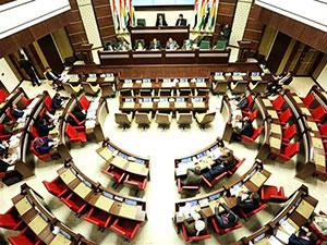 Kürdistan Parlamentosu açılıyor
