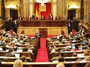 'Referandum' kararı alan Katalan meclisi üyelerine soruşturma