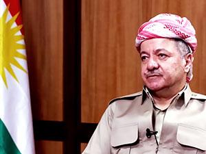 Barzani: İran'ın müdahalesine müsaade etmeyeceğiz