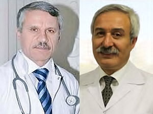 Diyarbakır'da tutuklu doktorlar tahliye edildi