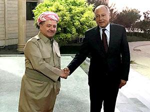 Barzani'den Arap Birliği'ne: Referandum zamanında yapılacak