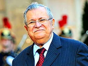 Celal Talabani vefat etti