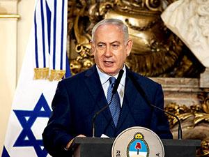 Netanyahu: Bağımsız Kürdistan'ı destekliyoruz