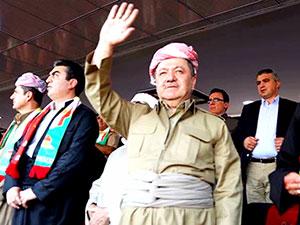 Barzani: Biz 10 bin yıllık geçmişe sahip bir halkız