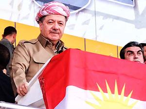 Barzani: Tehdit dili bir sonuç vermez