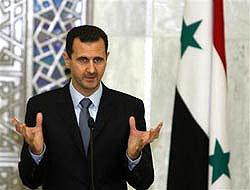 Esad: İsrail hükümeti barışmak istemiyor