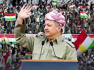 Mesud Barzani'den Süleymaniyelilere teşekkür