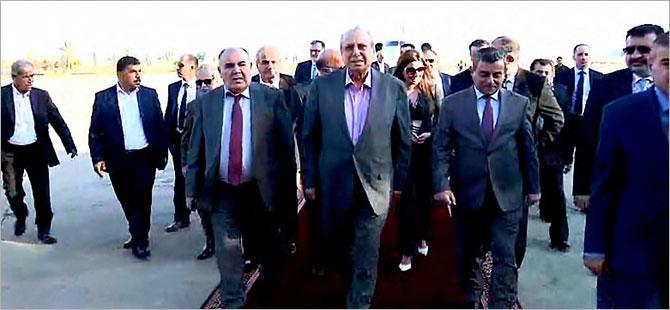 Referandum öncesi Bağdat ile son görüşmeler