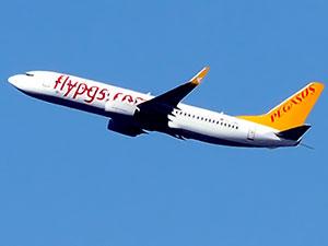 Pegasus Kürdistan'a uçuşları durdurdu