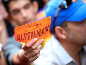 İspanya, bağımsızlık referandumu sandıklarına el koydu