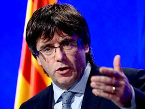 Katalan lider için 'AB çapında tutuklama emri'