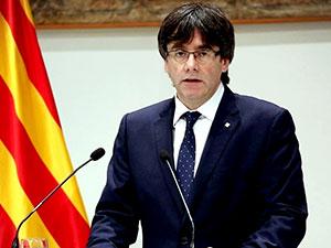 Puigdemont hakkında tutuklama kararı